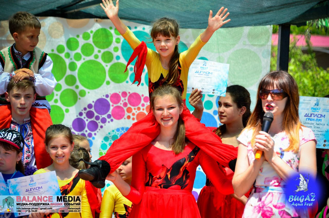 III Festival - contest of children's and youth's art