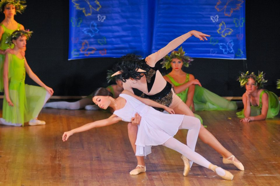 VI All-Ukrainian choreographic festival-competition