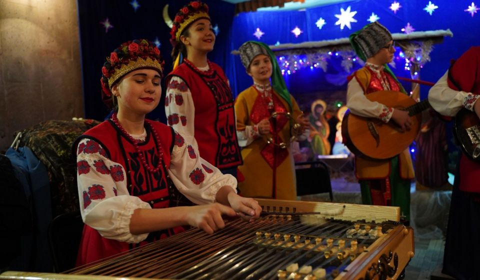 V All-Ukrainian multi-genre artistic festival-competition