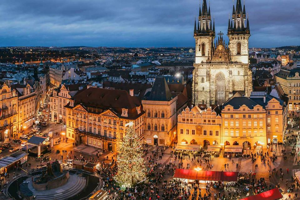 II Festival and Сompetition of choral and vocal singing, orchestras and instrumental music «Christmas Stars Оf Prague»