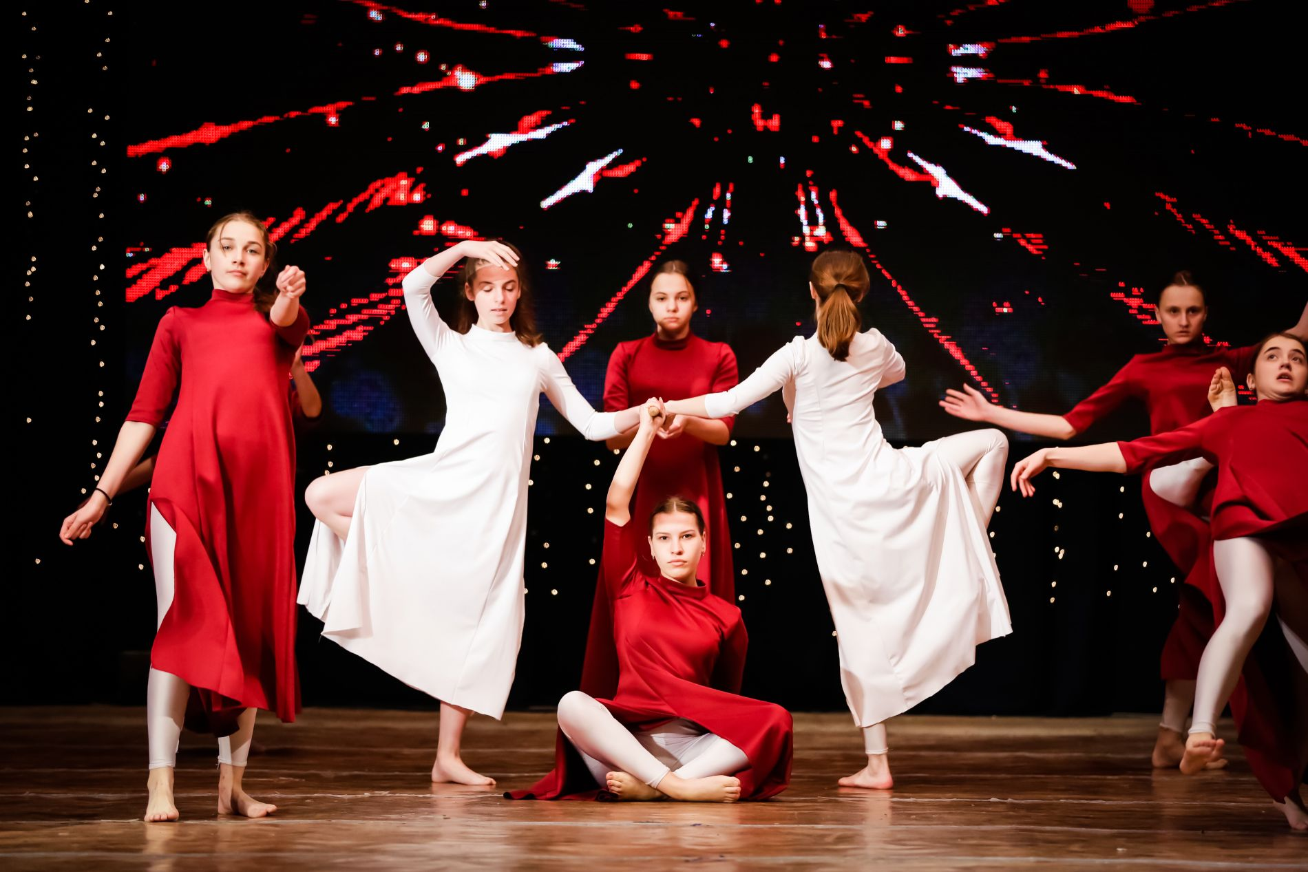 XI International festival-competition for choreographic and vocal-choreographic teams