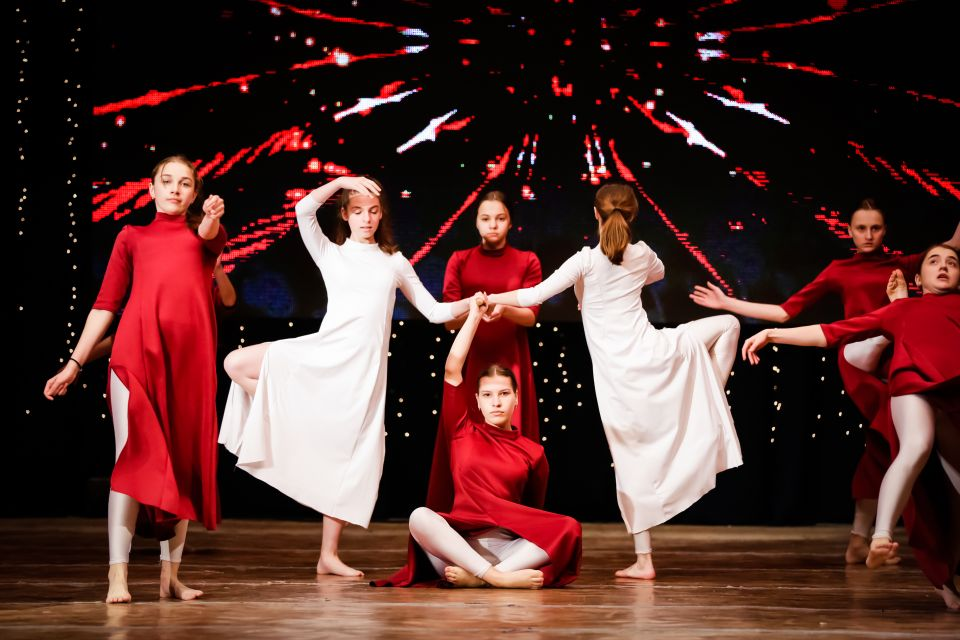 X International Festival - Competition of Choreographic Ensembles Samocvity