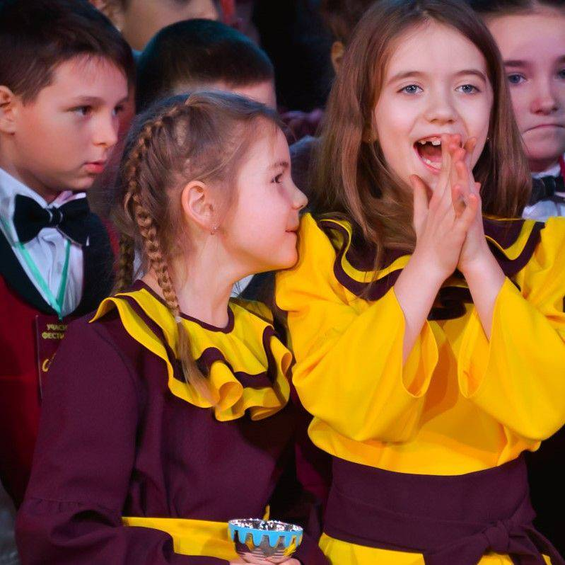 All-Ukrainian contest of CHORAL SINGING