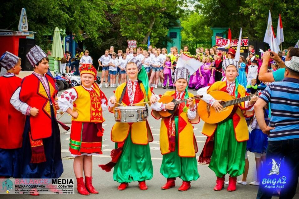 V All-Ukrainian multi-genre festival-competition of children's, youth and youth art
