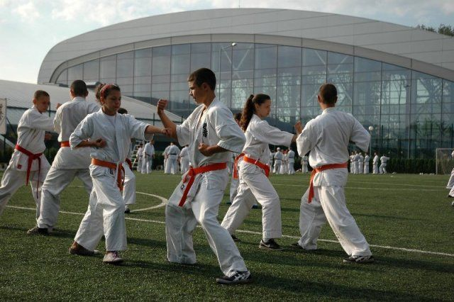 Kamchia International Children's Sports Complex and Youth Camp