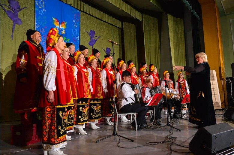 Gala concert on the stage of  the Maria Zankovetska National Academic Ukrainian Drama Theatre